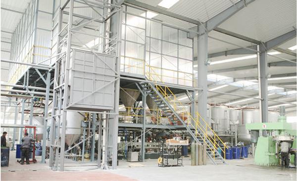 硅酮胶玻璃胶生产线